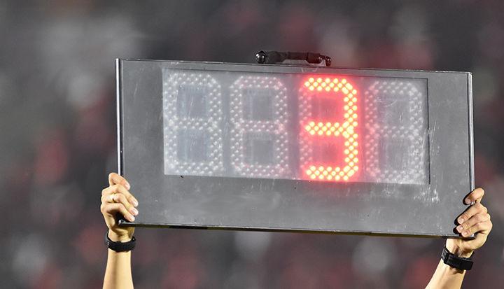 شرط بندی زنده در وقت اضافه بازی فوتبال