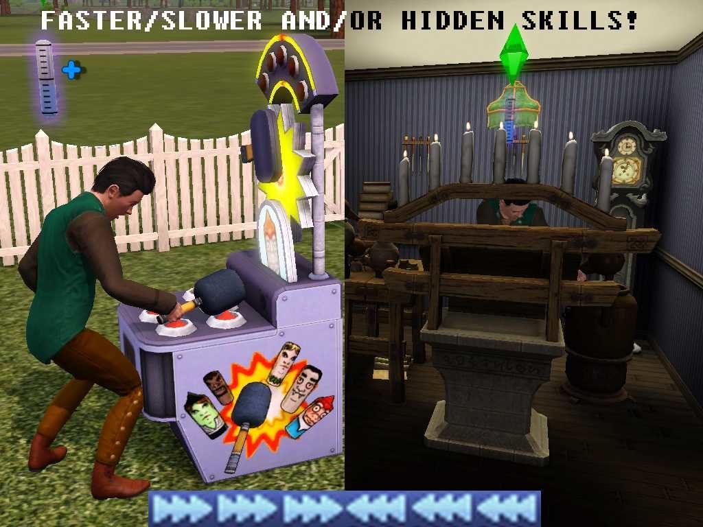 شرط بندی در بازی Sims (سیمز)