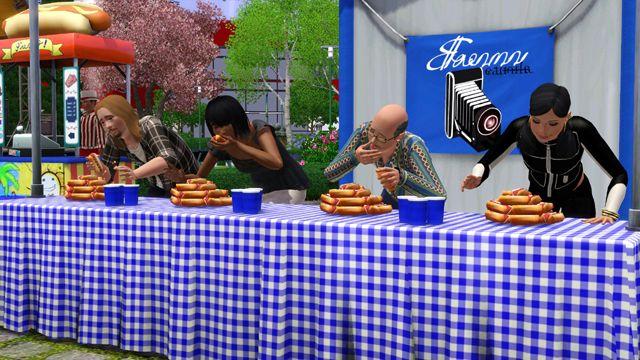 قمار در بازی Sims